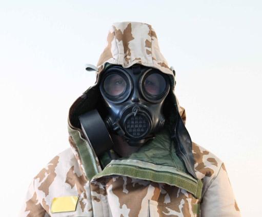 Air-permeable NBC protective overgarment | Bois - filtry